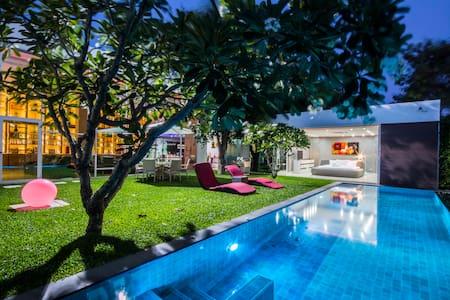 Modern contemporary private villa