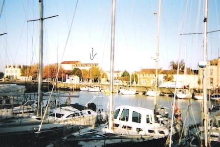 Résidence sur le Port de Mortagne sur Gironde - Mortagne-sur-Gironde - Lejlighed