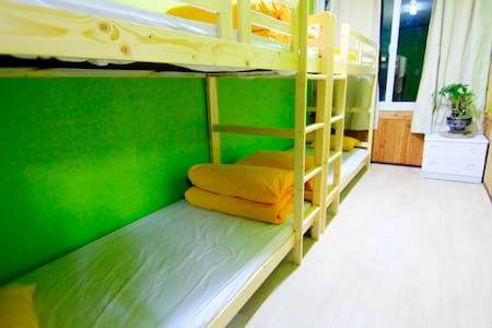 Guesthouse MuJuGuCheonDong 4-3p - Pousada