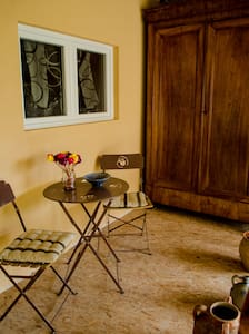 Chambre agréable face au Mt Pilat - Ville-sous-Anjou - Hus