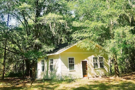 Peaceful Cottage in Alachua Florida - House