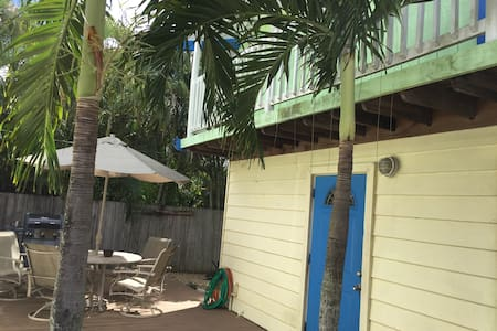 Private Bungalow Close to Beach - Delray Beach - Bungalow