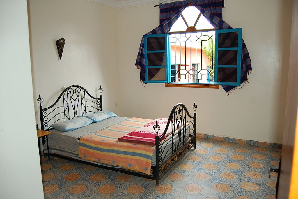 We ve got 2 double rooms like this