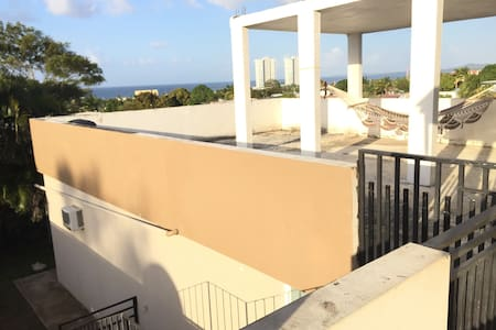 Home by the beach and rainforest - Luquillo - Apartment