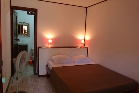 Small Budget Double Room Aracari Garden Hostel - Outro