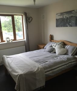 Two bedrooms available - Huis