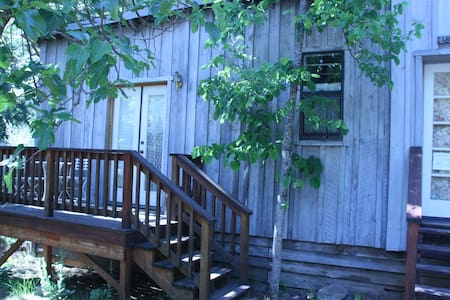 Separate cottage on organic farm - Nevada City - Cabin