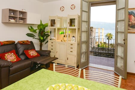 FLAT WITH BALCONY, LAKE VIEW, WIFI! - Apartment