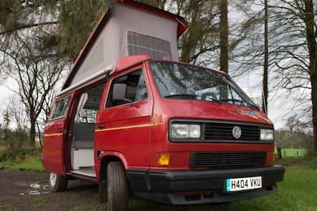 VW Camper Van - Bobil