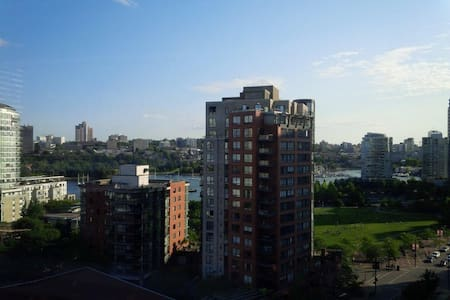 Ultimate view room in Yaletown - Vancouver - Apartment