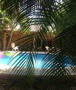 Paz (habitación privada) - Playa Nosara