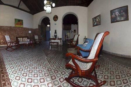 Casa Blue Media Luna Room 1 (TRIN) - Szoba reggelivel