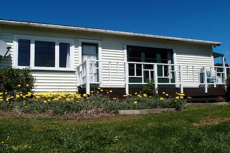 Waitomo Farmstay - Cottage 1 - Casa