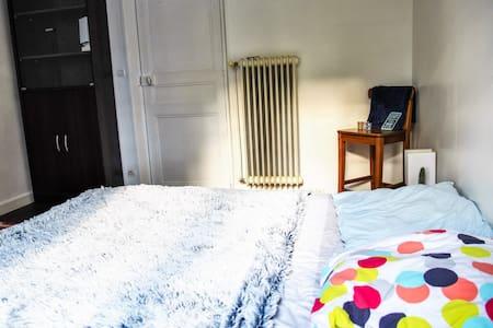 Chambre 2 personnes à 20 min de Versailles - Jouars-Pontchartrain