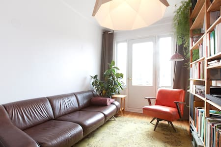 Clean place in a sweet neighborhood - Wohnung