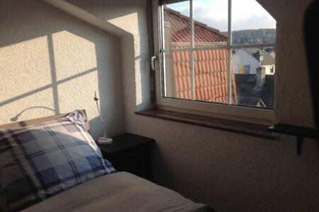Privat Zimmer in  Bad Vilbel - Total ruhig - Bad Vilbel - Appartement