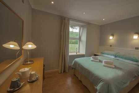 Beautiful double room at the heart of Snowdonia - Capel Curig