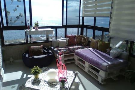 Apartamento en 1 linea de mar - Tabaiba - Apartemen