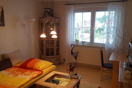 Ruhiges gemütliches Zimmer - Hus