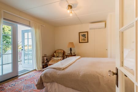 Wine Country Garden Cottage - Los Olivos - Μπανγκαλόου