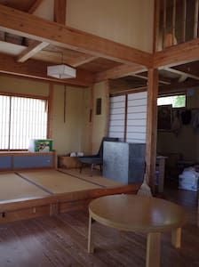 """8DORI HOUSE"" that can bonfire - 北杜市 - Casa"