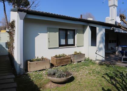 Accogliente comoda casa e giardino - Isola Albarella - Talo