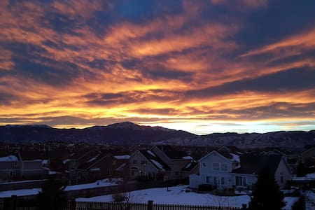 Condo with an incredible view! - Colorado Springs - Lejlighedskompleks