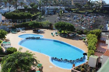 Beach La Arena P.Santiago Tenerife - Apartamento