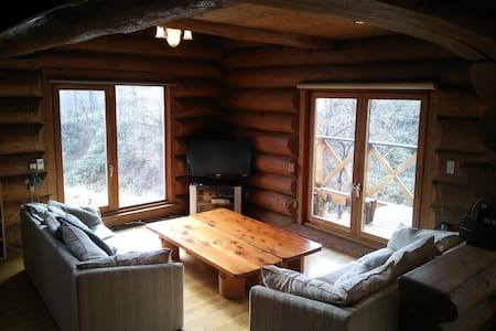 3 BDR Cottage with car in Hirafu,max 19 guests - Kutchan-chō - House