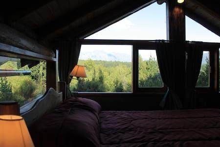 Cabaña en el Bosque Mallín Ahogado - El Bolsón - Chalet