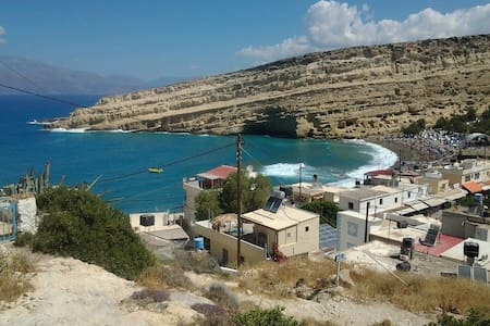 Matala View - Bed & Breakfast