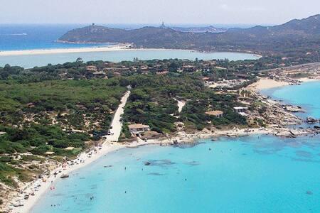 Villa 50 meters from the sea - Villasimius