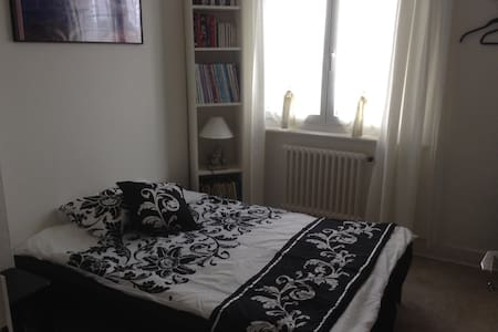 Chambre privėe - private room - Appartamento