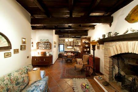 Casa Luisa nel Borgo di Mazzano RM - Apartemen