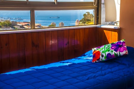 Habitación Hermosa  Valparaiso