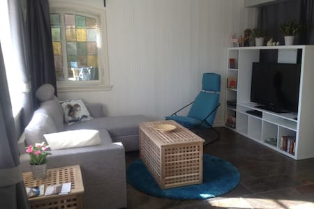 Nice flat with a free street park - Apartment