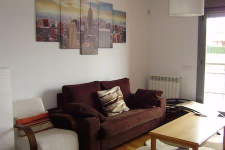 bonito apartamento en cirueña - Wohnung
