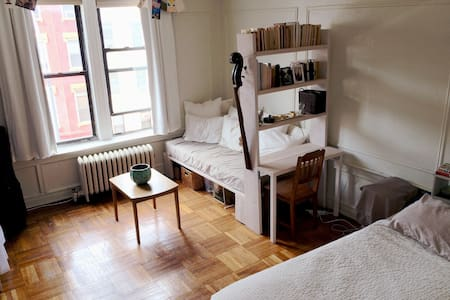 Sunny & Homey in Brooklyn - Brooklyn - Apartment
