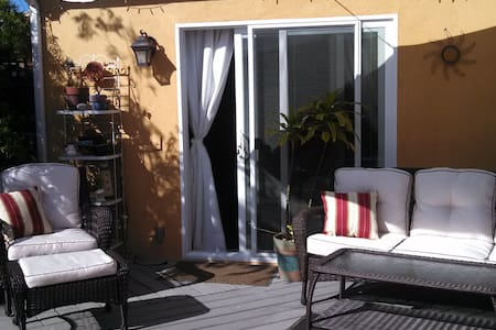 Bright Comfy Marina Guest House - Los Angeles - House