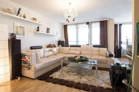 Sharing living room near downtown - Wenen