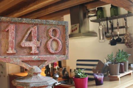 Charming cottage in Burgundy - Hus