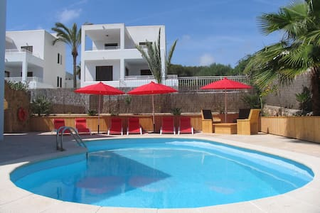 Ca na Delfine, beach apartment - Cala d'Or - Pis