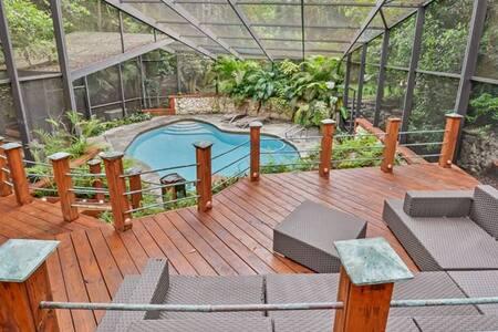 Exquisite Contemporary Home in Pinecrest - Casa