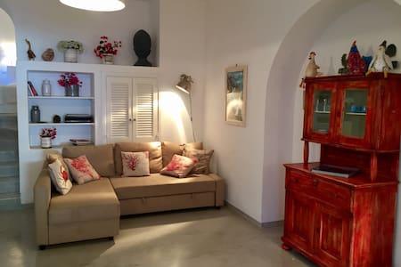 charme in centro di fronte spiaggia - Santa Marina (Salina) - Apartment