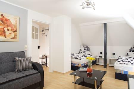 Gemütliche 2-Zimmer Wohnung, 4 Pers - Wohnung
