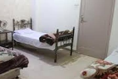 Private 3-bed room with bathroom - Nablus