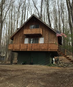 Lake Wallenpaupack Lakeside Cottage - Greentown