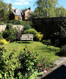 Double room in lovely period house