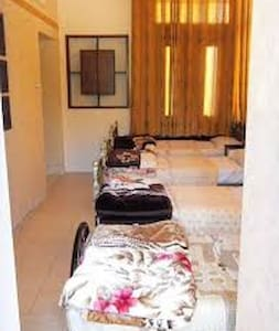 4Bed male dormitory - Nablus
