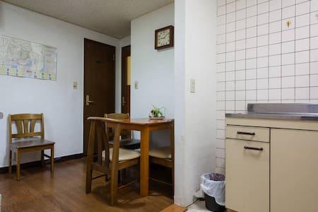Roppongi / Azabu area. 1~2 bed room - Apartament